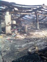 Penyebab Pasar Pujasera Subang Terbakar Menurut KesaksianPedangang