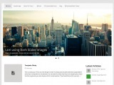 Download Blain WordPress Theme Twitter Bootstrap